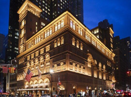 NYC_CarnegieHall_Exterio
