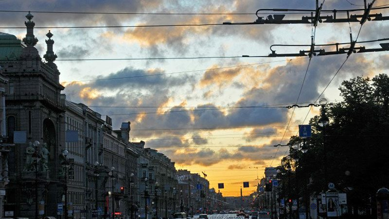 nevsky prospect neighborhood