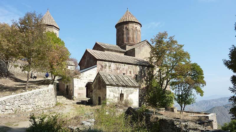 sapara monastery