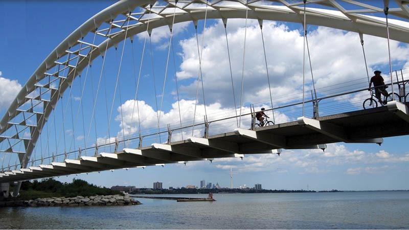 دوچرخه سواری-تورنتو
