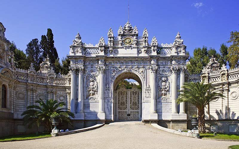 قصر دلما باغچه