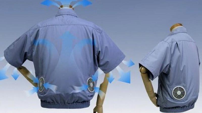 پیراهن های دارای تهویه مطبوع