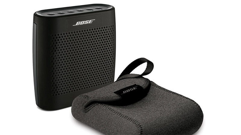 best gifts for travelers bose speakers