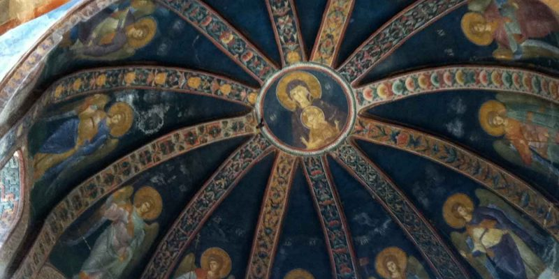 chora-church-fresco