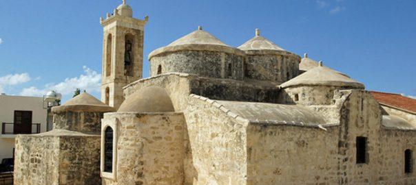 cyprus paphos agia paraskevi