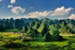 مناطقی اعجاب انگیز که تنها در چین می توان یافت