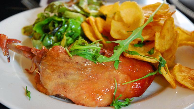 غذای معروف فرانسوی