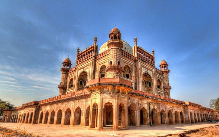 آثار تاریخی هند