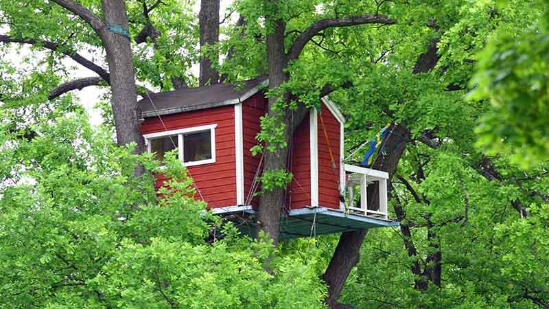 woodpacker hotel