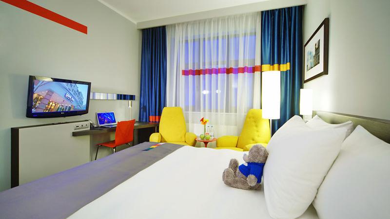 اتاق هتل هتل Park Inn