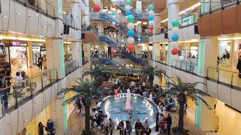 historia shopping center