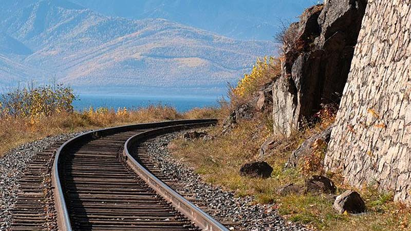 railway russia
