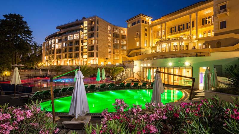 هتل Swissotel Resort Sochi Kamelia در سوچی