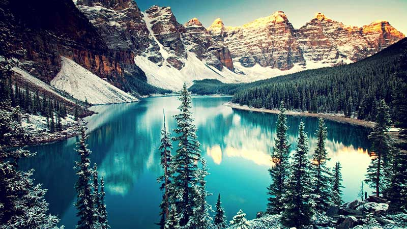 دریاچه های کانادا