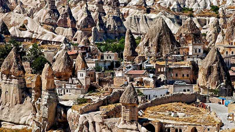 cappadocia in tukey
