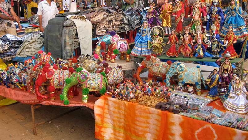 flea market baga