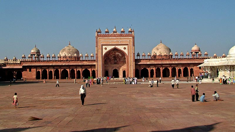 agra central Mosque
