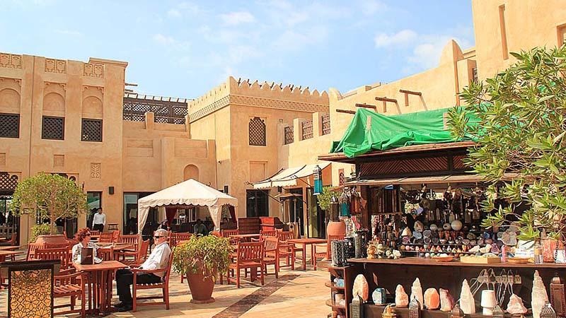 jumeirah city market