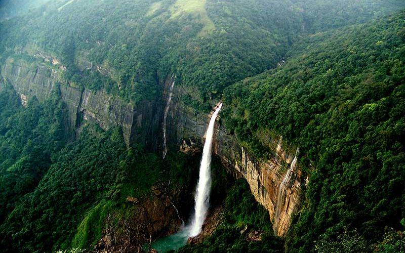 آبشار نوهکالیاکای