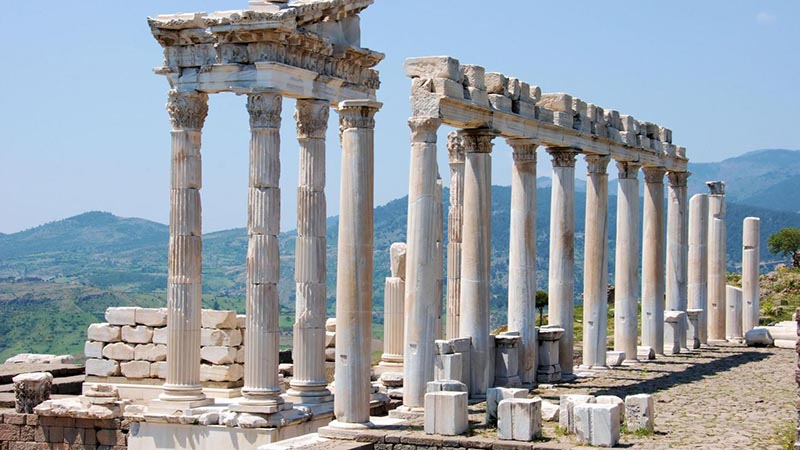 pergamum turkey