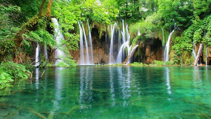 آبشارهای پلیتویک