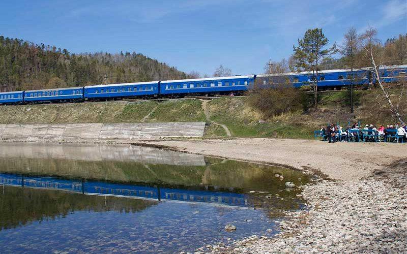 راه آهن سراسری سیبری