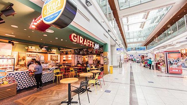 dubai airport food