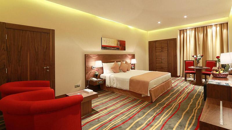 هتل سان اند اسکای