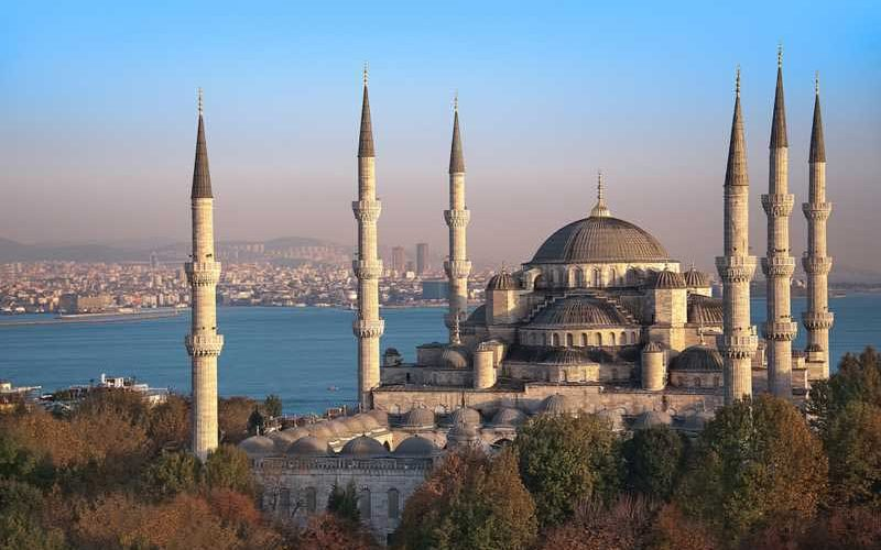 مسجد آبی استانبولمسجد آبی استانبول-هتل لیبرتی استانبول