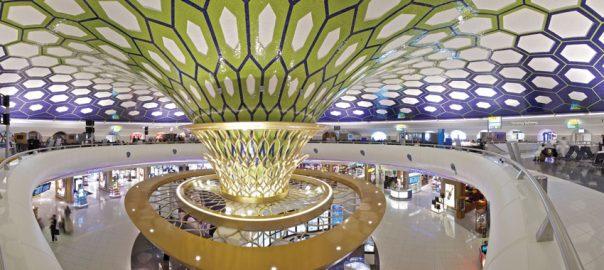 abu dehbi airport