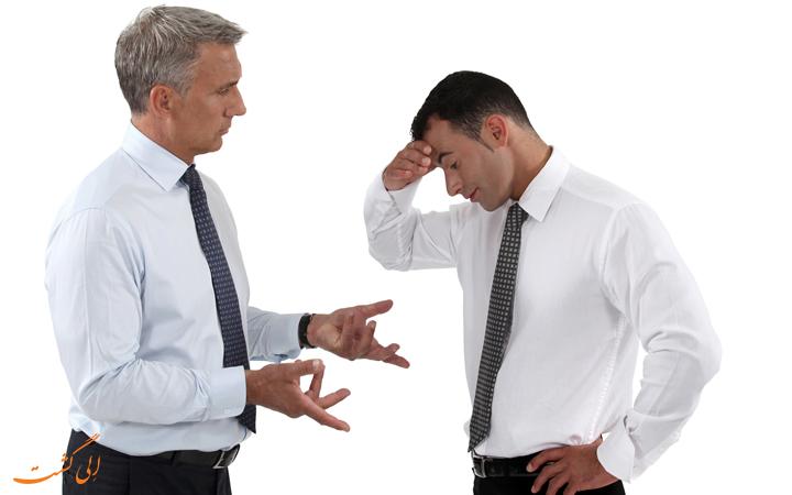دروغ های مدیریتی