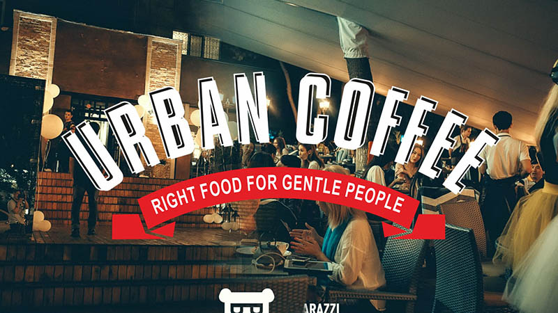urban coffee almaty