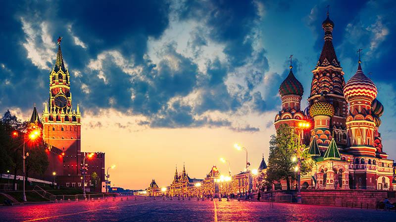 میدان قرمز مسکو