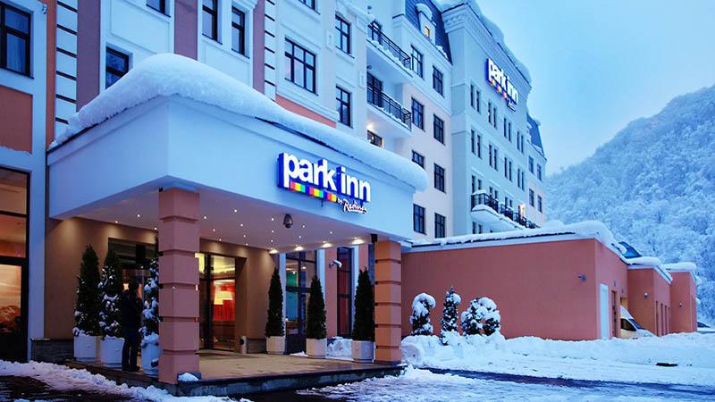 هتل Park Inn در سوچی
