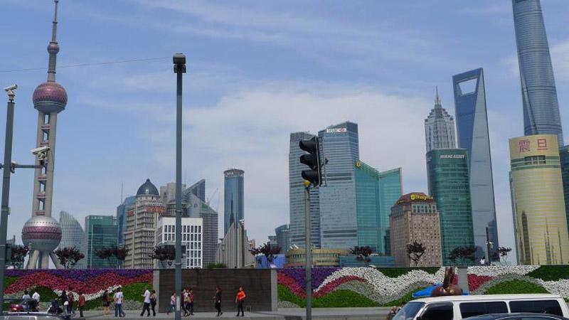 آسمانخراش های شانگهای