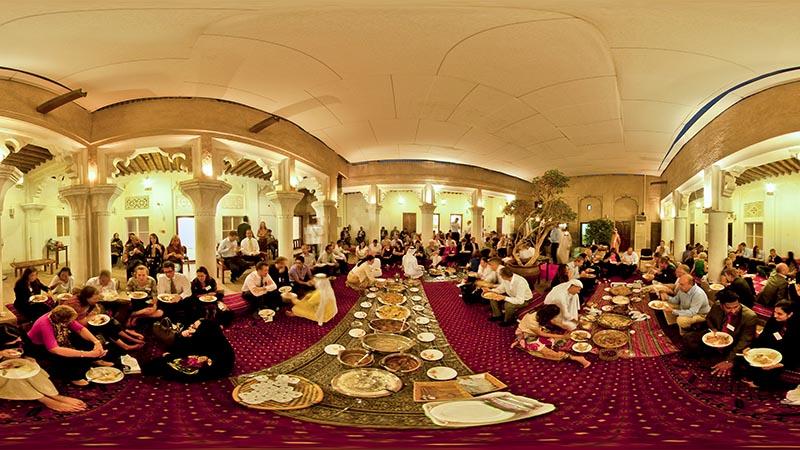 sheikh muhammad caltural food