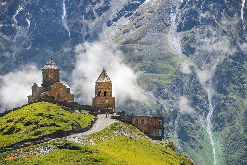 زیباترین شهرهای گرجستان
