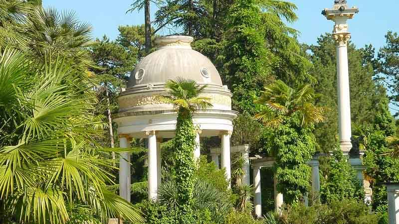botanical garden sochi