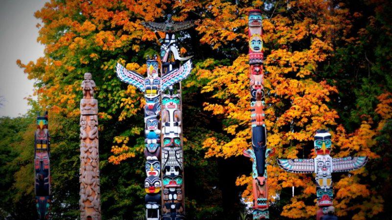پارک های جنگلی کانادا