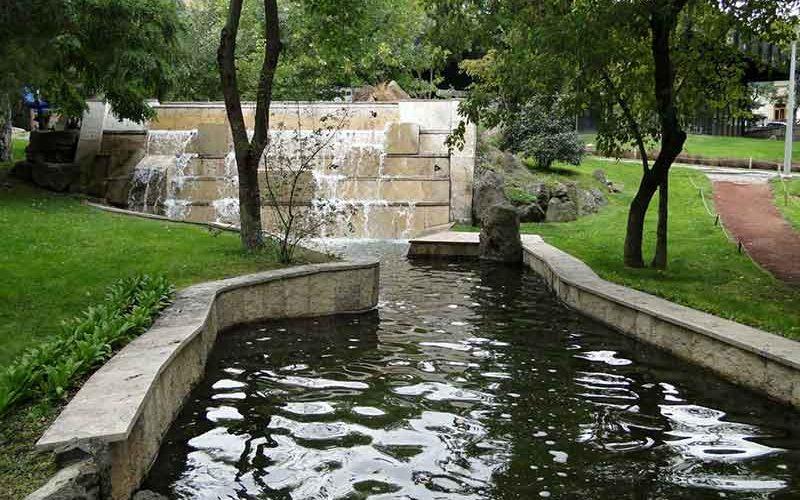 پارک لاورز ایروان