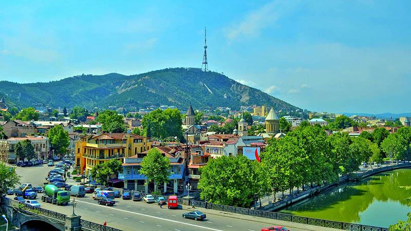شهر تفلیس