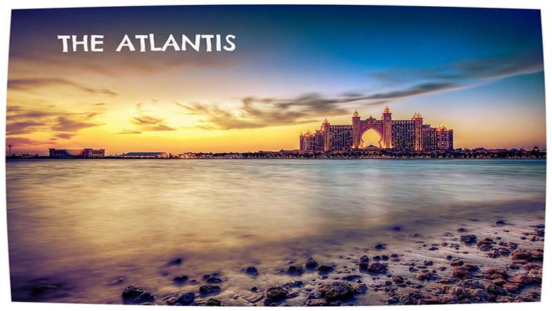 هتل آتلانتیس دبی در پالم