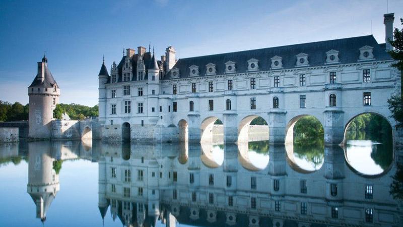 قصر شنونوسو فرانسه