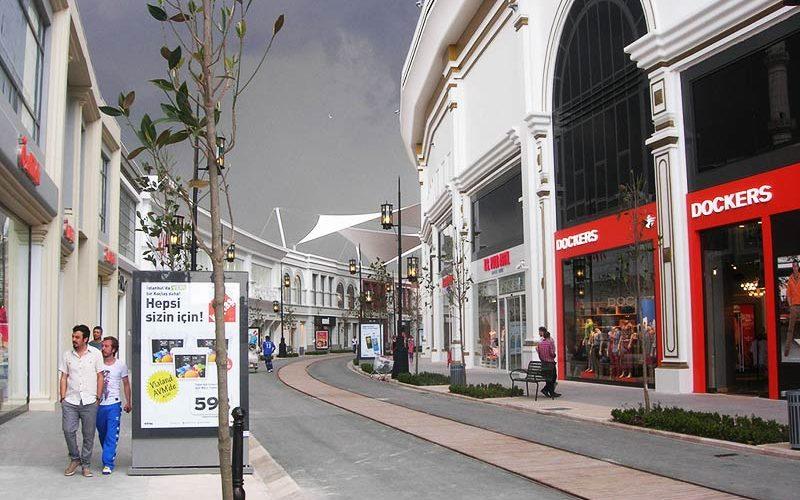 مرکز خرید ویالند استانبول