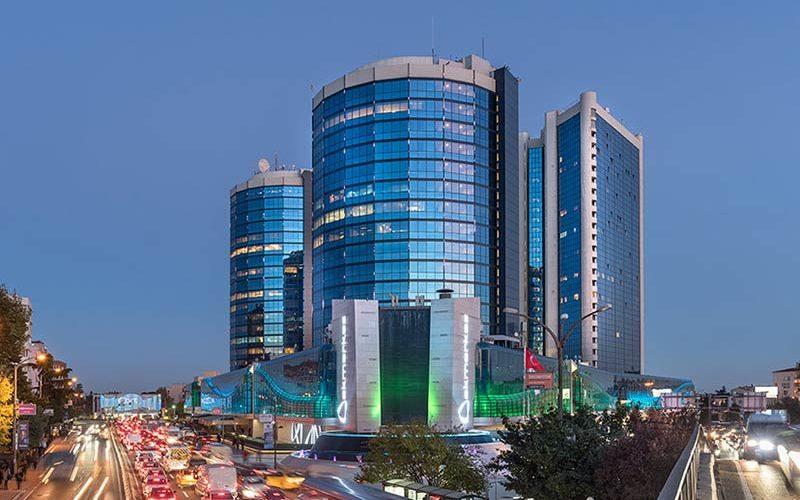 مرکز خرید آک استانبول