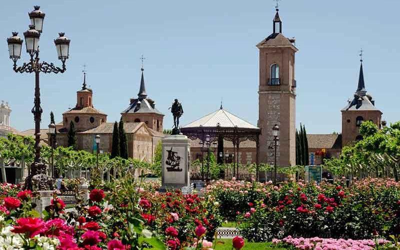 شهر آلکالا د هنارس اسپانیا