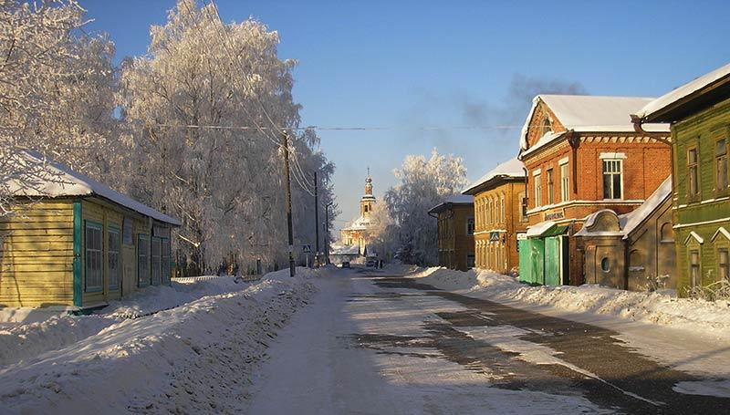آرخانگلسک روسیه