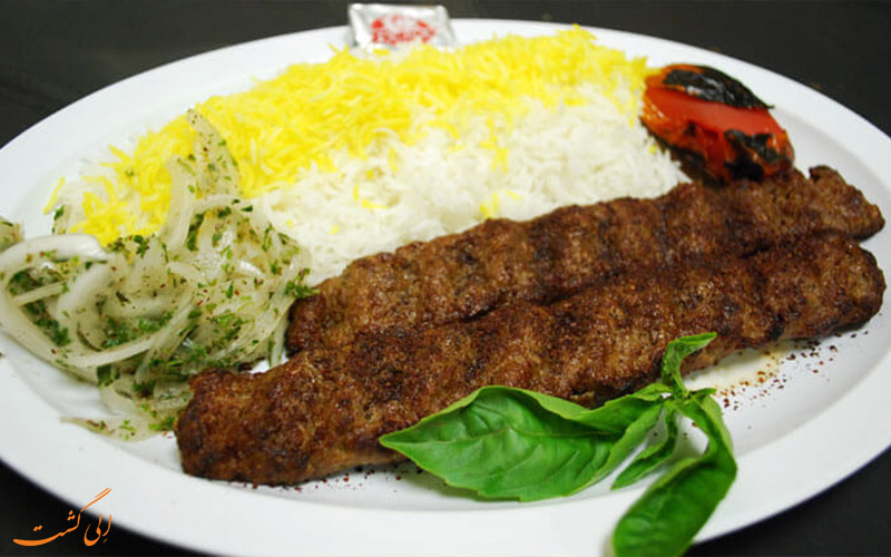 Chelo-Kebab- چلو کباب
