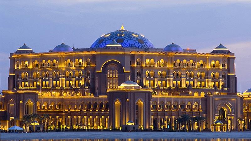 کاخ امارت ابوظبی