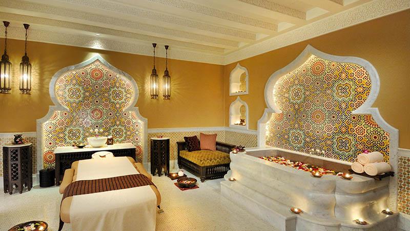 اتاقی از کاخ امارت ابوظبی